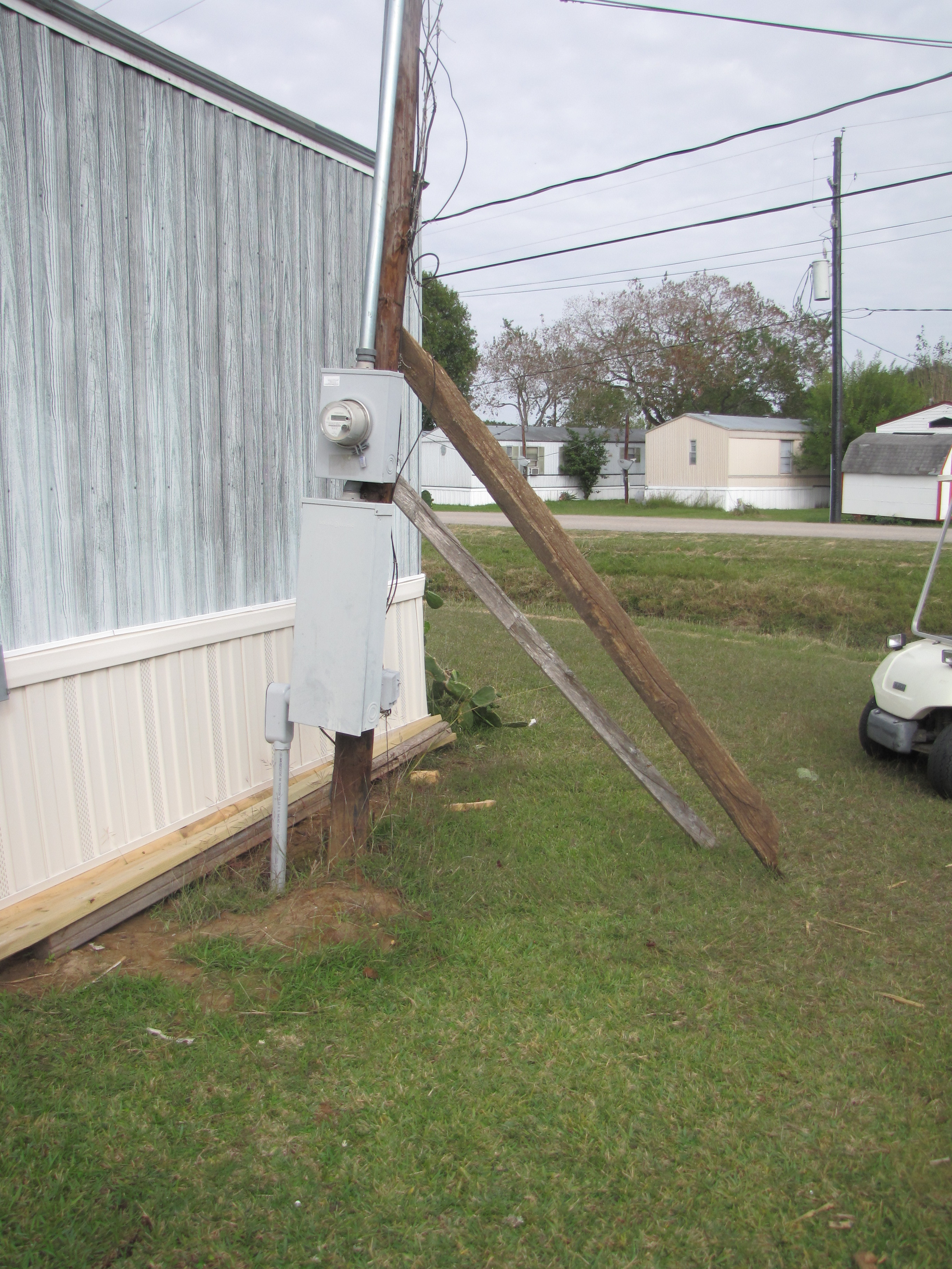 defe55bedb18be580c28dc29cf012abecef87b48 Electric Pole Specifications For Mobile Home In Tennessee on