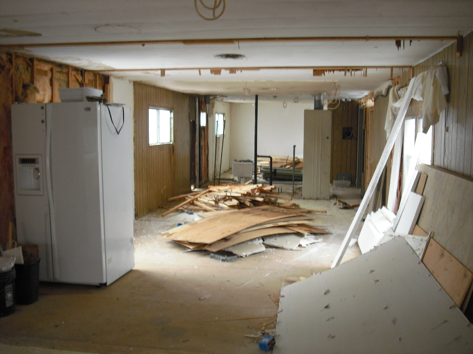 Remodeling Older Mobile Homes